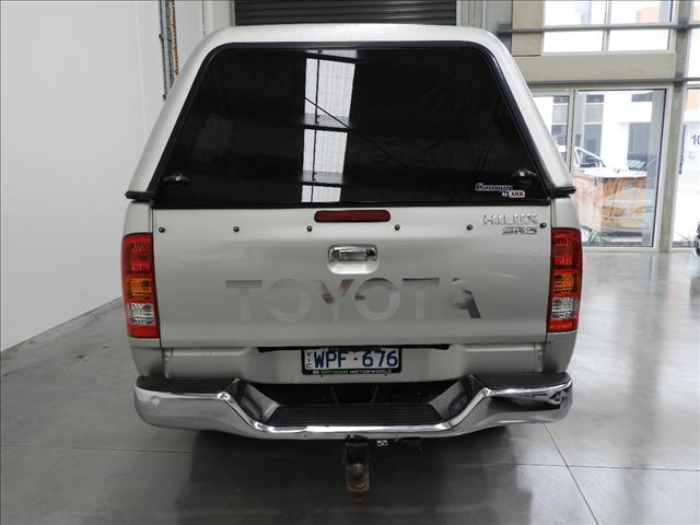 2008 TOYOTA HILUX SR5 (4x4) KUN26R 08 UPGRADE DUAL CAB P/UP