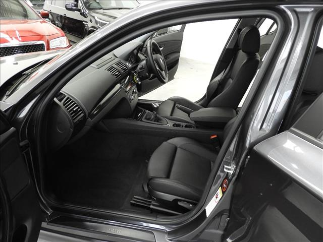2008 BMW 1 20i E87 MY09 5D HATCHBACK