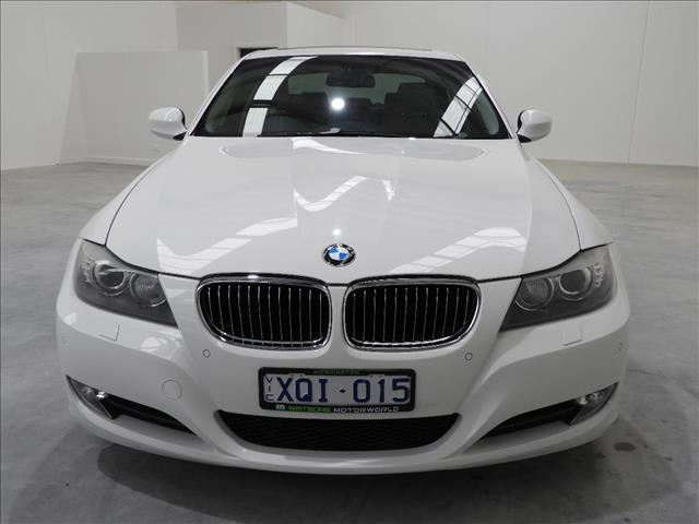 2009 BMW 3 30d E90 MY09 4D SEDAN