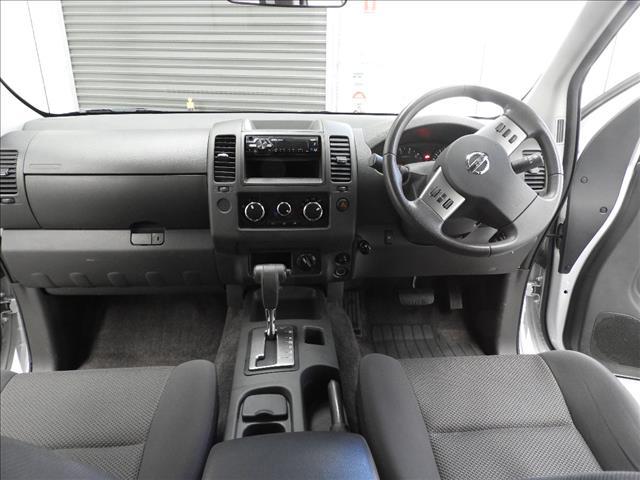 2015 NISSAN NAVARA RX SILVERLINE SE (4x4) D40 DUAL CAB P/UP