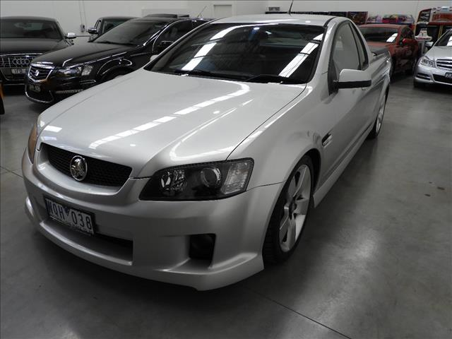 2008 HOLDEN COMMODORE SS-V VE UTILITY
