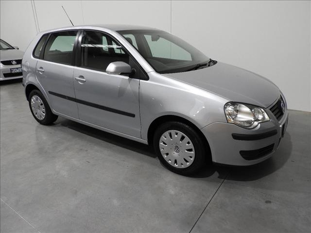 2006 VOLKSWAGEN POLO MATCH 9N MY06 UPGRADE 5D HATCHBACK