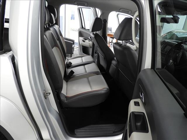 2014 VOLKSWAGEN AMAROK TDI400 CANYON (4x4) 2H MY14 DUAL CAB UTILITY