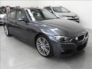 2015 BMW 3 30i M SPORT F30 LCI 4D SEDAN