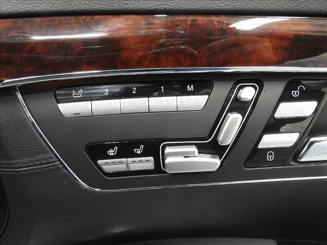 2006 MERCEDES-BENZ S500 L 221 4D SEDAN