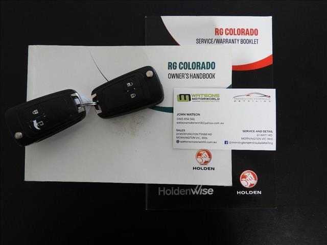 2015 HOLDEN COLORADO LS (4x2) RG MY15 CREW C/CHAS