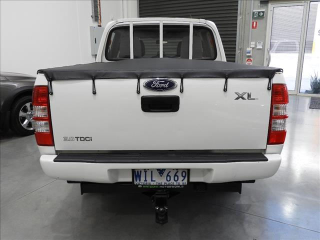 2007 FORD RANGER XL (4x2) PJ DUAL CAB P/UP