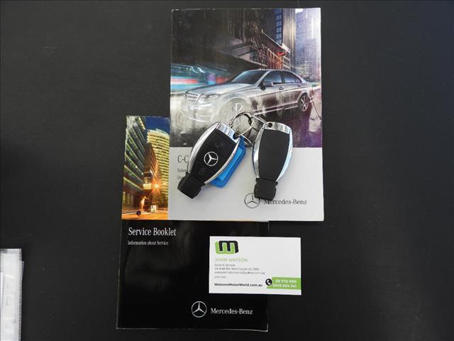 2014 MERCEDES-BENZ C250 AVANTGARDE W204 MY14 4D WAGON