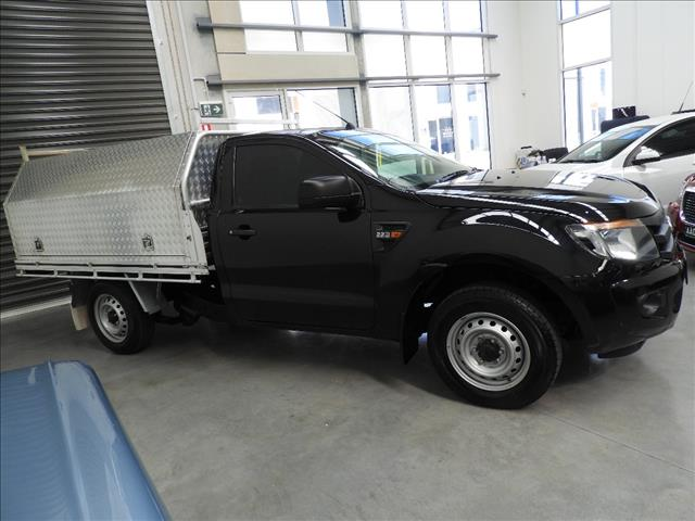 2015 FORD RANGER XL 2.2 (4x2) PX C/CHAS