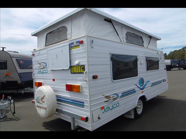 2004 Jayco Freedom For Sale in South Nowra, NSW, 2541 - Used Caravans