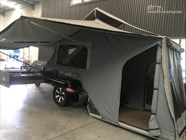 2012 Australian Off Road Campers ODYSSEY