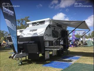 2018 Titan Caravans BLACKHAWK HYBRID