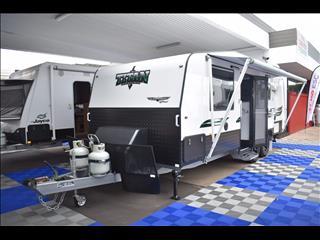 2017 Titan Caravans Blackhawk 21.00 Bunkvan