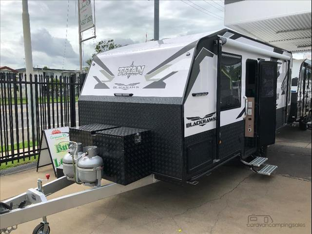 2018 Titan Caravans 1800 Blackhawk