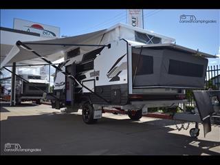 2018 Titan Caravans Blckhawk Expander 1760