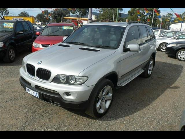 Used 2005 Bmw X5 3 0d E53 4d Wagon For Sale In Bayswater