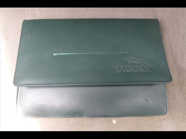 2000  JAGUAR XJ8 4.0 SPORT  4D SALOON