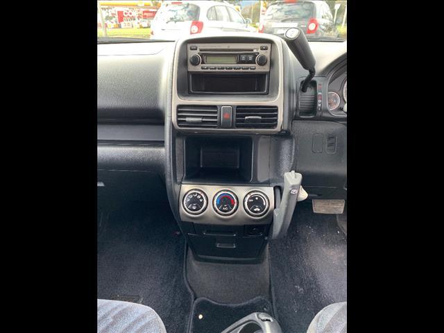 2002 HONDA CR-V (4x4) SPORT MY02 4D WAGON