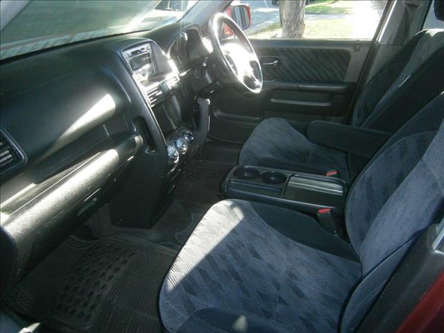 2005 HONDA CR-V (4x4) SPORT 2005 UPGRADE 4D WAGON