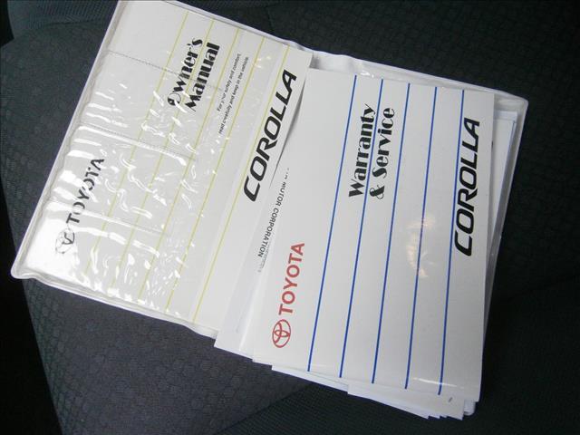 2005 TOYOTA COROLLA ASCENT ZZE122R 4D SEDAN
