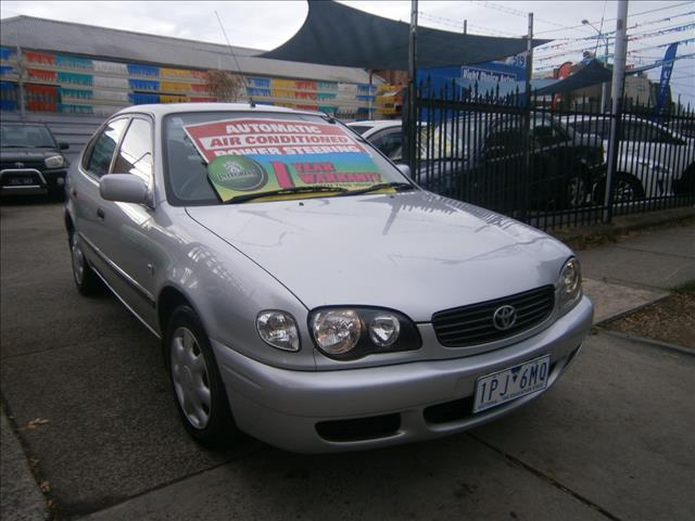 used 2001 toyota corolla ascent seca zze122r 5d hatchback for sale2001 toyota corolla ascent seca zze122r 5d hatchback