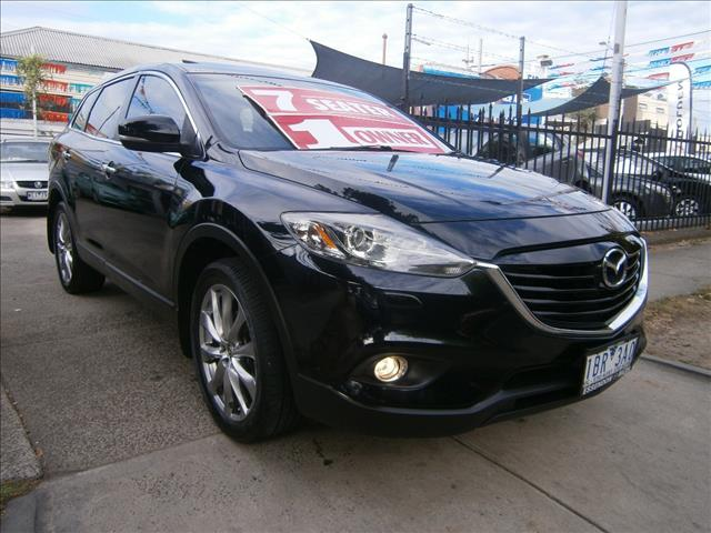 2014 MAZDA CX-9 GRAND TOURING MY14 4D WAGON