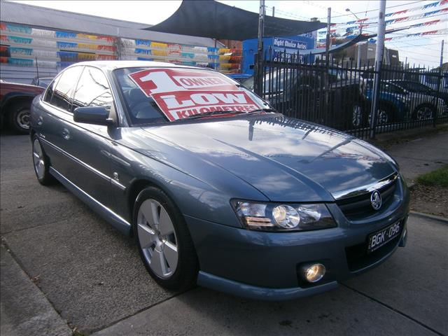 2005 HOLDEN CALAIS VZ 4D SEDAN