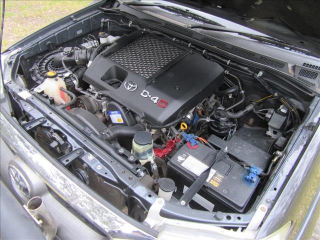 2009 TOYOTA HILUX SR5 KUN26R UTILITY