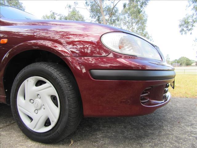 2003 NISSAN PULSAR ST N16 SEDAN