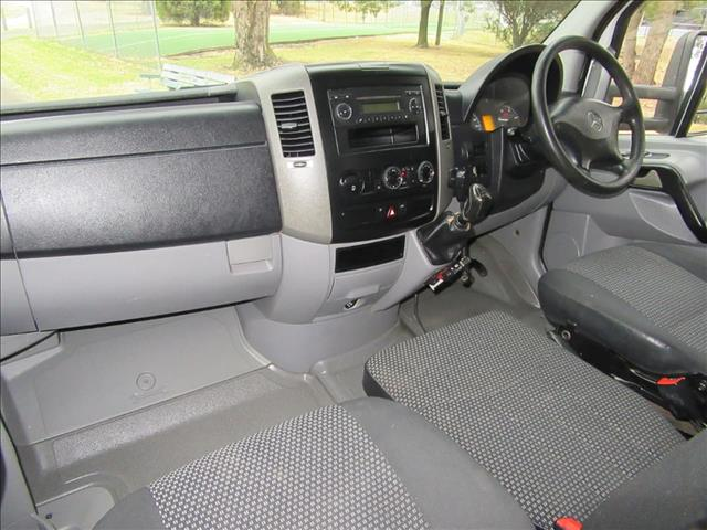 2006 MERCEDES-BENZ SPRINTER 315CDI NCV3 CAB CHASSIS