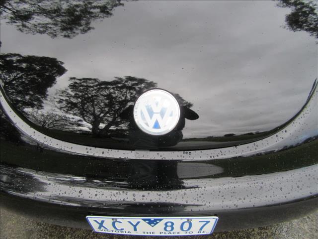 2000 VOLKSWAGEN BEETLE  9C LIFTBACK