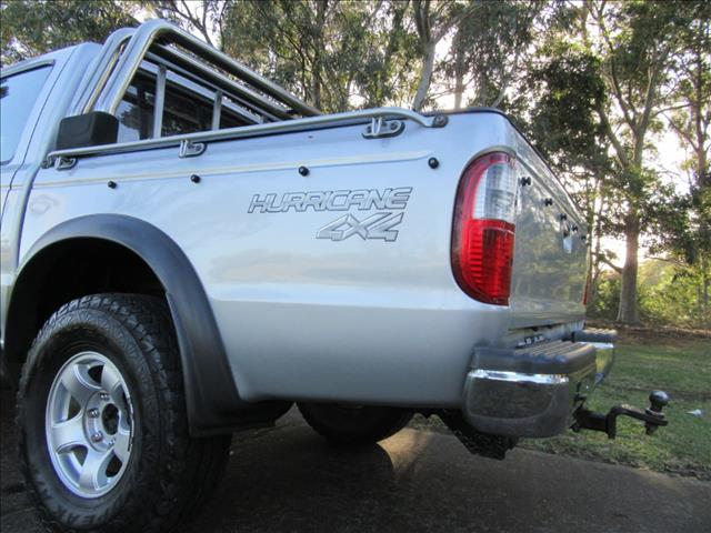 2005 FORD COURIER XLT PH (Upgrade) UTILITY