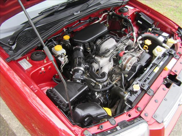 2005 SUBARU FORESTER XS Luxury 79V WAGON
