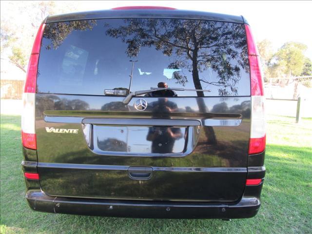 2015 MERCEDES-BENZ VALENTE 116CDI BlueEFFICIENCY 639 WAGON