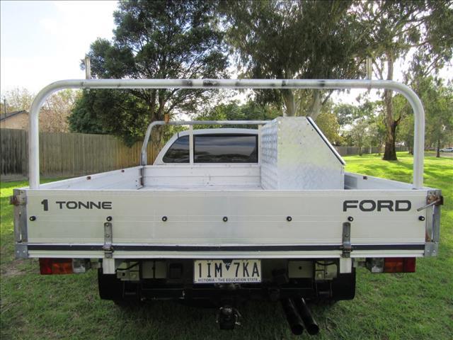 2003 FORD FALCON UTE XR8 BA UTILITY