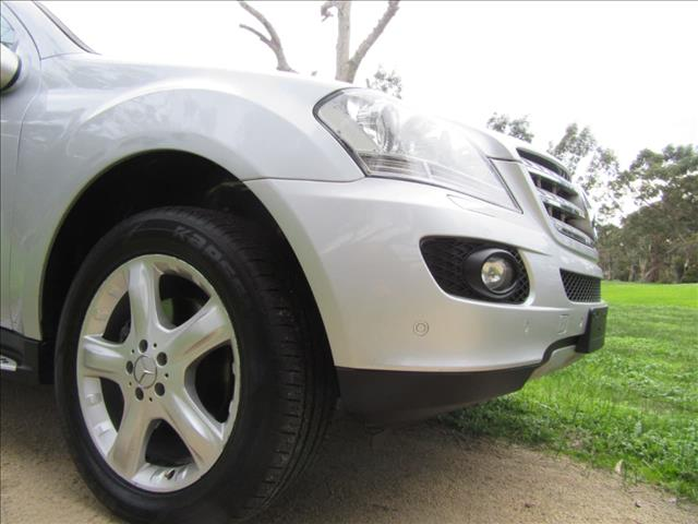 2007 MERCEDES-BENZ ML350 Luxury W164 WAGON