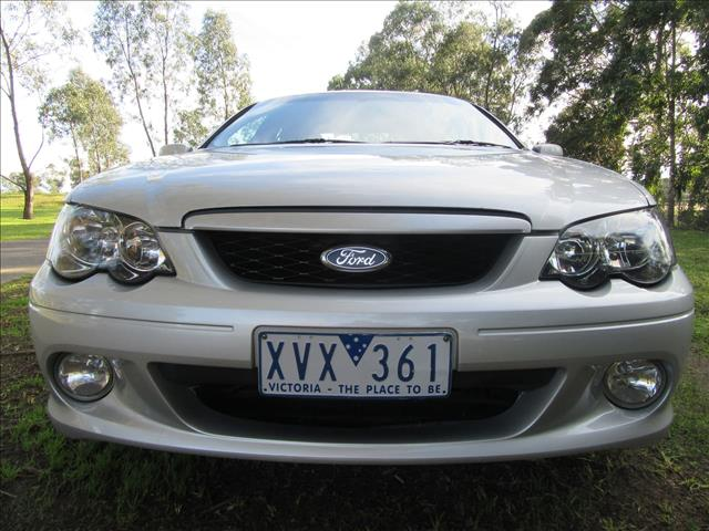 2004 FORD FALCON XR6 BA Mk II SEDAN