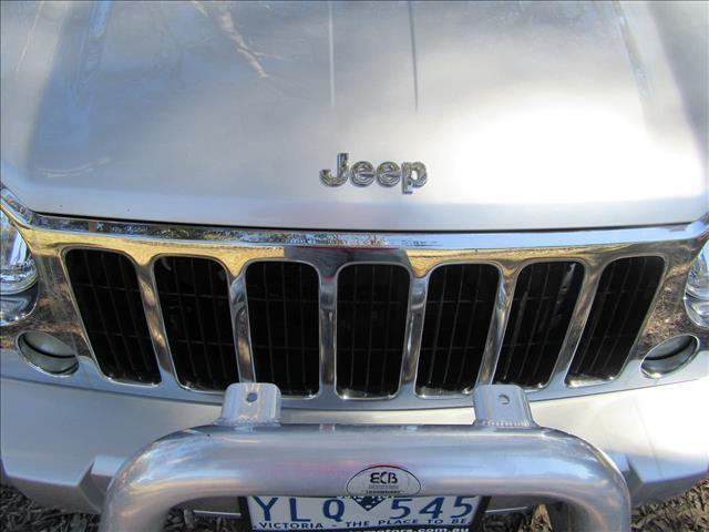 2005 JEEP CHEROKEE Limited KJ WAGON