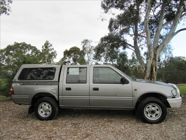 2000 HOLDEN RODEO LX TF R9 UTILITY