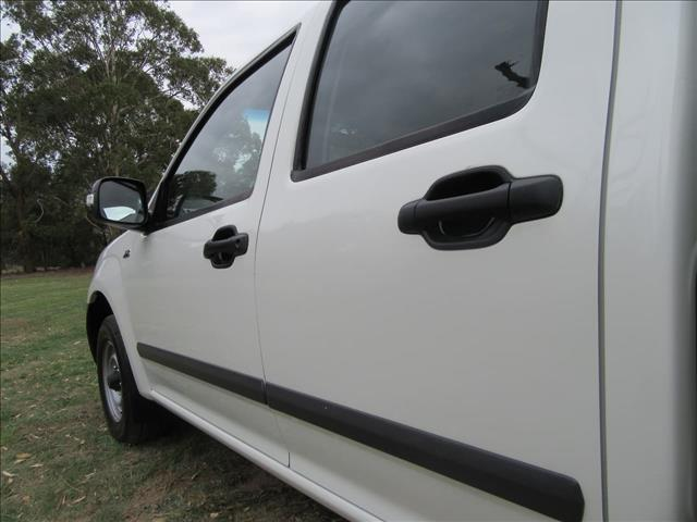 2008 HOLDEN RODEO LX RA UTILITY
