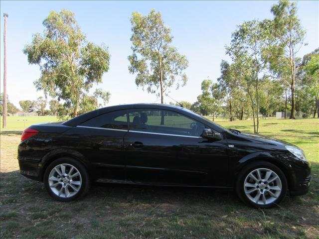 2007 HOLDEN ASTRA Twin Top AH CONVERTIBLE