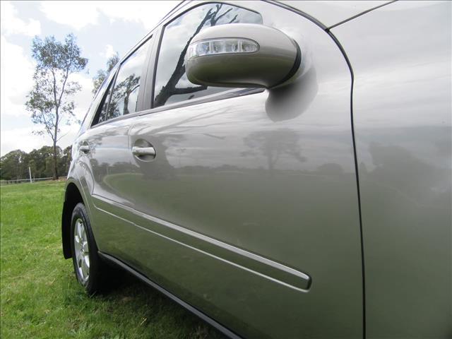2006 MERCEDES-BENZ M-CLASS ML320 CDI Luxury W164 WAGON