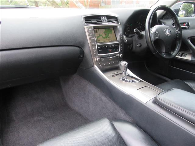 2009 LEXUS IS IS250 C Sports GSE20R CONVERTIBLE