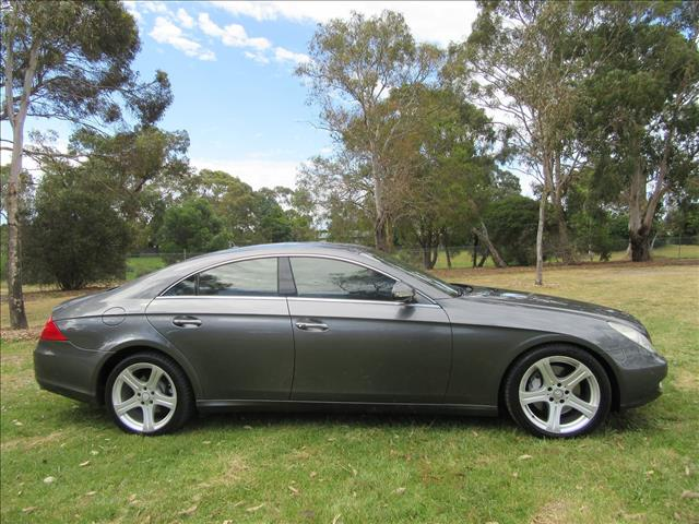 2008 MERCEDES-BENZ CLS-CLASS CLS350 Designo C219 SEDAN
