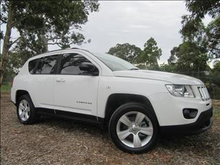 2012 JEEP COMPASS Limited MK WAGON