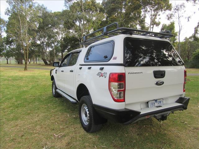 2016 FORD RANGER XL PX MkII UTILITY