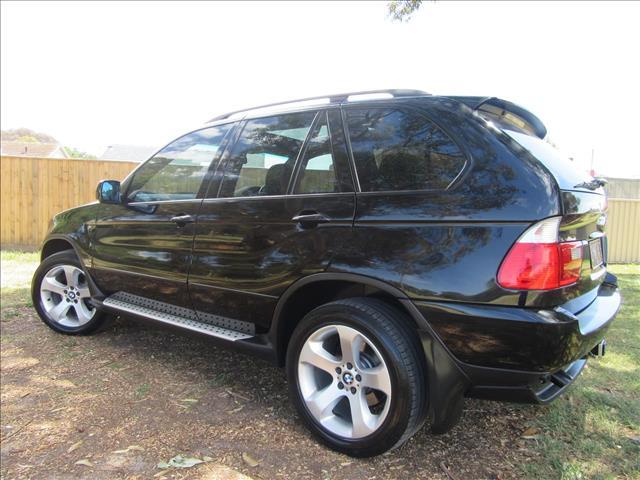 2004 BMW X5  E53 WAGON