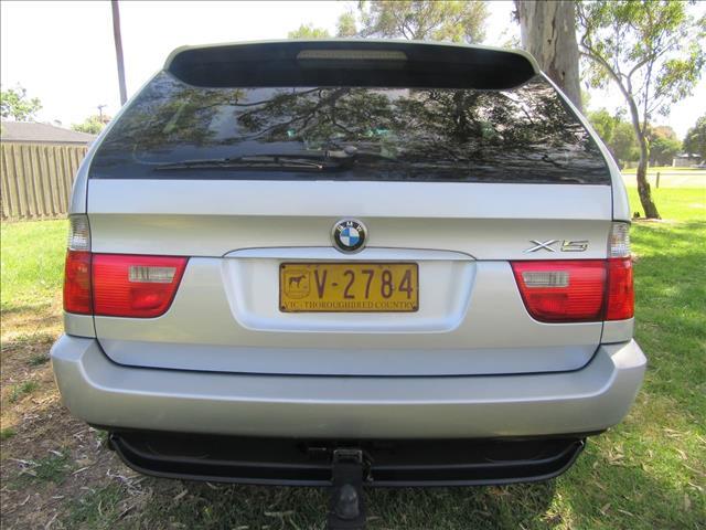 2004 BMW X5 d E53 WAGON
