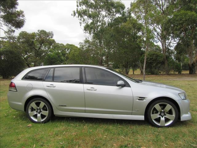 2008 HOLDEN COMMODORE SS V VE WAGON