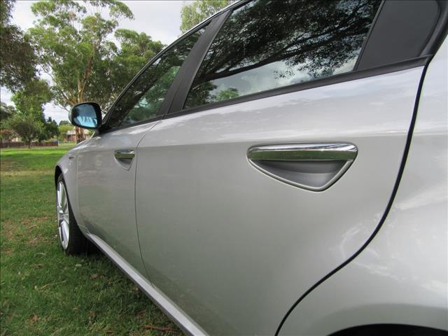2012 ALFA ROMEO 159 JTS Ti (No Series) SEDAN